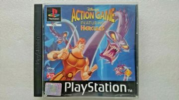 Disney's Hercules (Sony PlayStation 1, 1997)